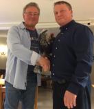 Ivan Schytte tildelt Hederskrus